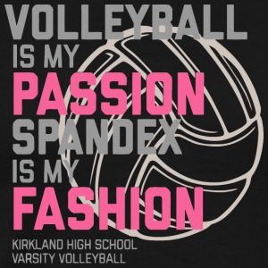 Kirkland High School Varsity Volleyball - Men's Premium T-Shirt