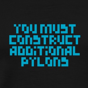 Additional Pylons - Men's Premium T-Shirt