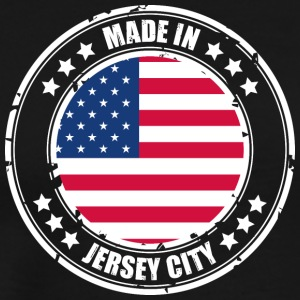 JERSEY CITY - Men's Premium T-Shirt