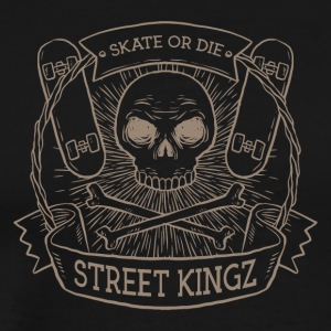 Skate or Die - Street Kingz - Men's Premium T-Shirt