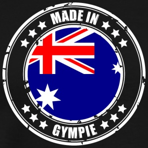 MADE IN GYMPIE - Men's Premium T-Shirt