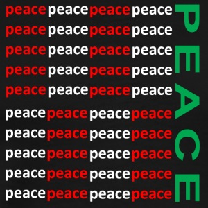 green PEACE - Men's Premium T-Shirt