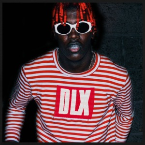 DELUXE -DLX LIMITED EDITION Lil Yachty Box Logo - Men's Premium T-Shirt