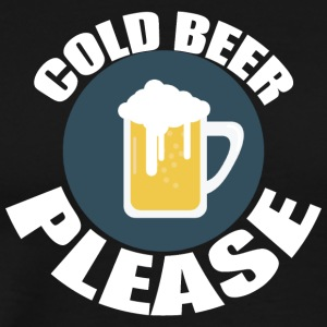 BEER PLEASE - Men's Premium T-Shirt