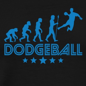 Retro Dodgeball Evolution - Men's Premium T-Shirt