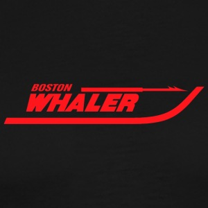 boston whaler - Men's Premium T-Shirt