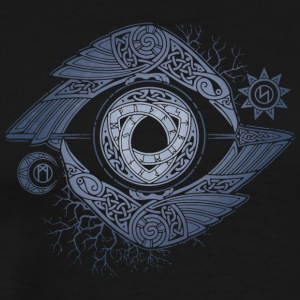 ODIN'S EYE - Men's Premium T-Shirt