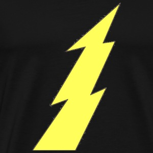 JG Lightning Bolt - Men's Premium T-Shirt