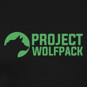 Project Wolfpack Logo - Men's Premium T-Shirt