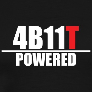 4B11T Powered - Men's Premium T-Shirt