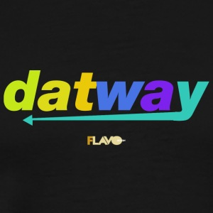 datway arrow - Men's Premium T-Shirt