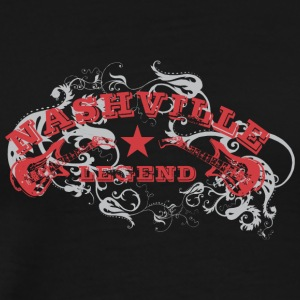 Nashville Rock legend - Men's Premium T-Shirt