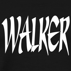 walker - Men's Premium T-Shirt