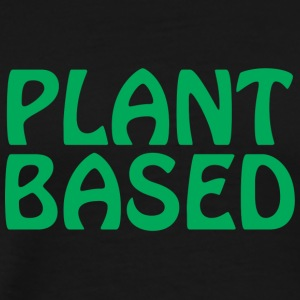 Plant Based 5 - Men's Premium T-Shirt
