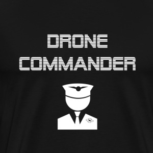 Drone Commander - Men's Premium T-Shirt