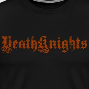 Deathknights6 Regular T-Shirt - Men's Premium T-Shirt