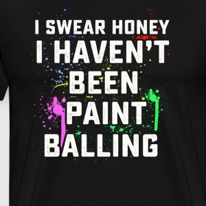 This is my paintball shirt - Men's Premium T-Shirt