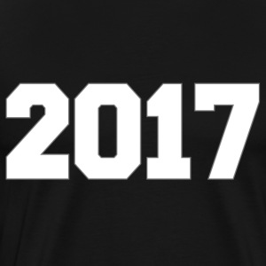TIME AND PLACE 2017 - Men's Premium T-Shirt