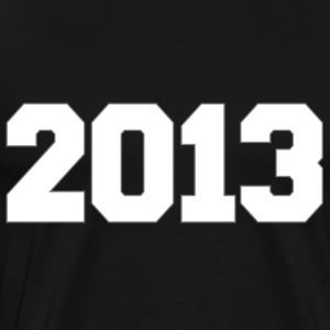 TIME AND PLACE 2013 - Men's Premium T-Shirt