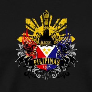 PILIPINAS 1898. Philippines Year of Independence - Men's Premium T-Shirt