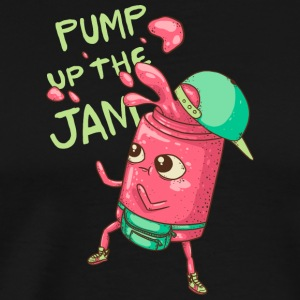 Pump the Jam - Men's Premium T-Shirt