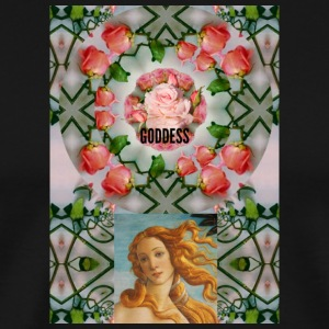 Goddess of beauty and love - Men's Premium T-Shirt