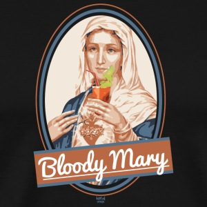 Bloody mary drink alcohol - Men's Premium T-Shirt