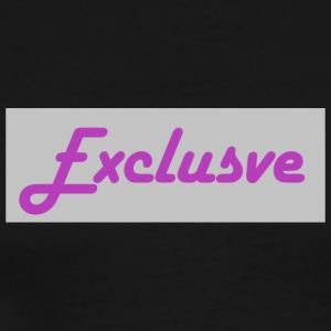 exclusve 4 - Men's Premium T-Shirt