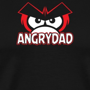 Angry Dad - Men's Premium T-Shirt