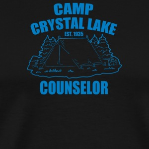 Crystal Lake - Men's Premium T-Shirt