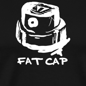 Fat Cap - Men's Premium T-Shirt
