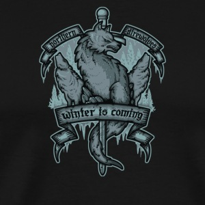 Northern Direwolves - Men's Premium T-Shirt