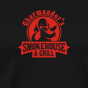 Smokehouse and Grill - Men's Premium T-Shirt