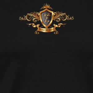 Prestige Luxury Nathalie Veys Group Logo - Men's Premium T-Shirt