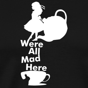 Alice In Wonderland - Men's Premium T-Shirt
