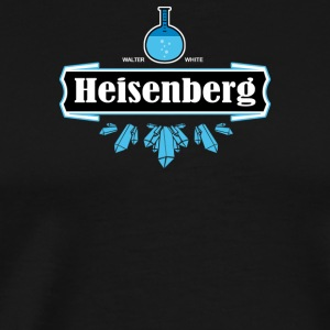 Blue Crystal Meth Heisenberg Brand - Men's Premium T-Shirt