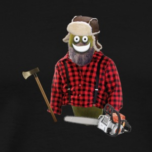 Lumberjack Pickle - Men's Premium T-Shirt