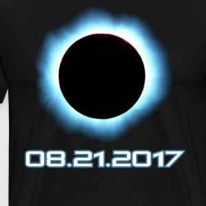Total Solar Eclipse August 21 2017 T-Shirt - Men's Premium T-Shirt
