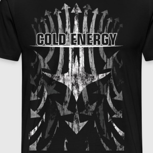 COLD ENERGY FACE ME - Men's Premium T-Shirt