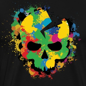 Creative Skull - Men's Premium T-Shirt