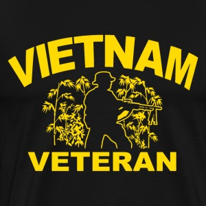 Vietnam Veteran - Men's Premium T-Shirt