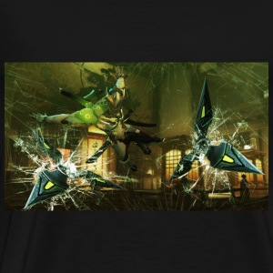 Genji Shimada Shurikens - Men's Premium T-Shirt