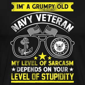 Grumpy Old - Men's Premium T-Shirt