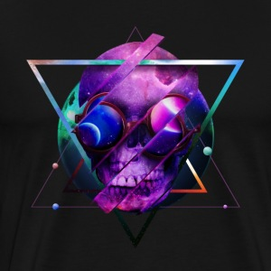 Space Skull - Men's Premium T-Shirt