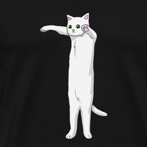 Ninja cat - Men's Premium T-Shirt