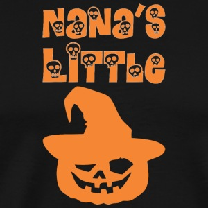 Nanas little pumpkin halloween - Men's Premium T-Shirt