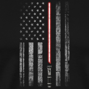 usa flag wallpaper for mobile - Men's Premium T-Shirt
