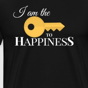 Kay To Happiness - Men's Premium T-Shirt