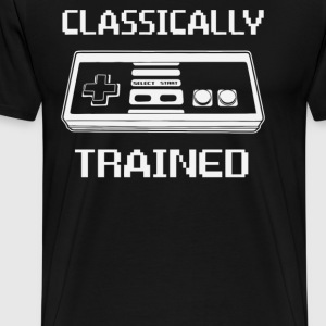 Trained Cyber System - Men's Premium T-Shirt