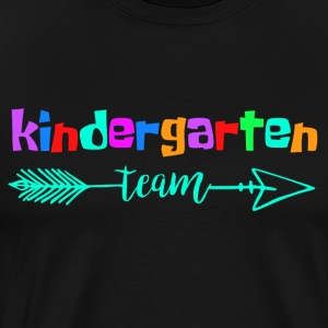 Kindergarten Teacher Team Shirts - Men's Premium T-Shirt